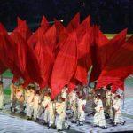 8月6日の原爆の日から始まったオリンピック