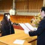 高校卒業式PTA会長祝辞。良かったら参考になさってください^^