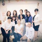 ティントカラー田丸曜子さんと、ビュースマイル薦田裕子(こもだゆうこ)のコラボ研修「モチベーションアップ研修」始まりました!